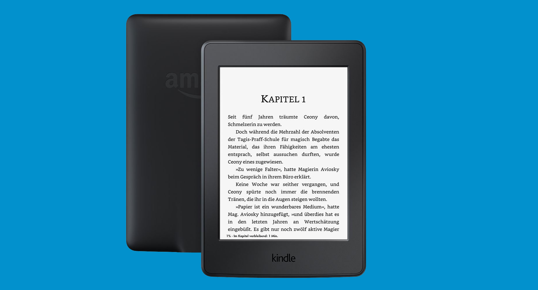 Wie man Kindle Touch neu startet