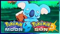 Pokémon Sonne & Mond: Geleakter Trailer stellt zwei neue Pokémon vor