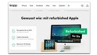 iPhone, iPad und Mac refurbished kaufen: Was man bei Leapp beachten muss