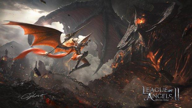 League of Angels 2: Das sind die neuen Mythic Heroes