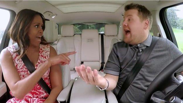 """Apple sichert sich Exklusiv-Lizenz von """"Carpool Karaoke"""" für Apple Music"""