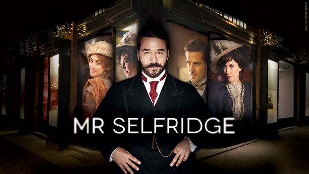 Mr. Selfridge Staffel 4: Startet heute im TV