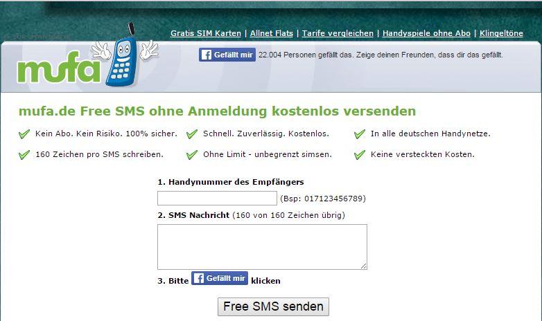 Nachrichten versenden whatsapp anonym WhatsApp