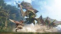 Monster Hunter World: Massig Gameplay aus dem uralten Wald