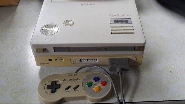 """Unveröffentlichter Prototyp: Seht die """"Nintendo-PlayStation"""" in Betrieb"""