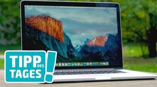 OS X: Einstellungen für automatische Updates & Update-Erinnerung  (Tipp)