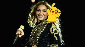 Pokémon GO: So reagieren Beyoncé & Rihanna auf spielende Konzertbesucher