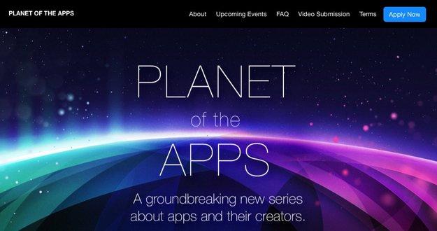 "Apple castet Entwickler für Reality-TV-Sendung ""Planet of the Apps"""