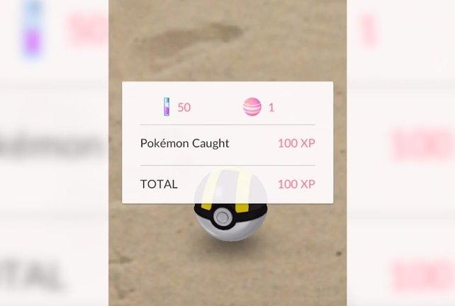 pokemon gefangen