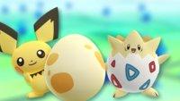 Pokémon GO: Eier ausbrüten - Eier-Liste für 2019