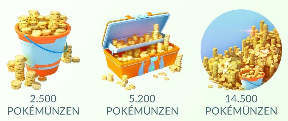 Cheats und Hacks versprechen euch mehr Pokémünzen.