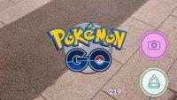 Pokémon GO mit Kamera-Modus: Kamera einschalten und GO!
