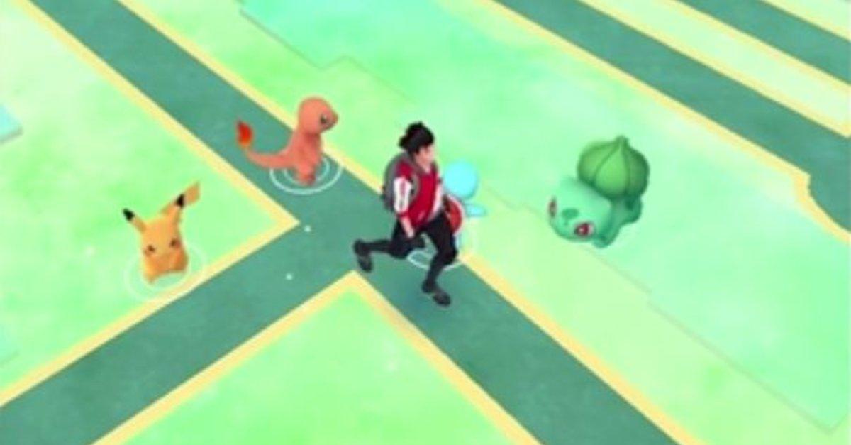 Pokèmon GO: Pikachu als Starter-Pokémon festlegen – GIGA