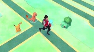 Pokèmon GO: Pikachu als Starter-Pokémon festlegen (Update: Weihnachts-Pikachu fangen)