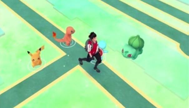 Pokèmon GO: Pikachu als Starter-Pokémon festlegen (Update: Party-Pikachu fangen)