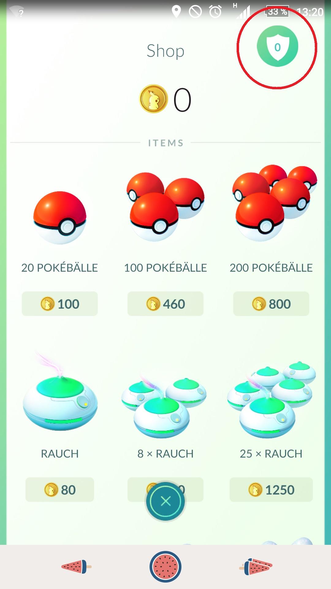 Pokémon Go Pokémünzen Verdienen So Bekommt Ihr Coins Giga