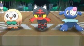 Pokémon Sonne und Mond: Pokédex mit Liste aller Pókemon (47 so far)