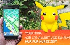 Pokémon GO im Urlaub spielen:...