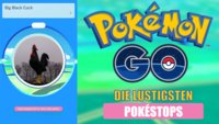 Pokémon GO: Die lustigsten und bizarrsten PokéStops