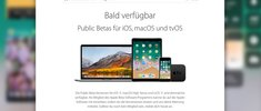 iOS 11.3 Public Beta: Anmeldung für die Testversion, so gehts