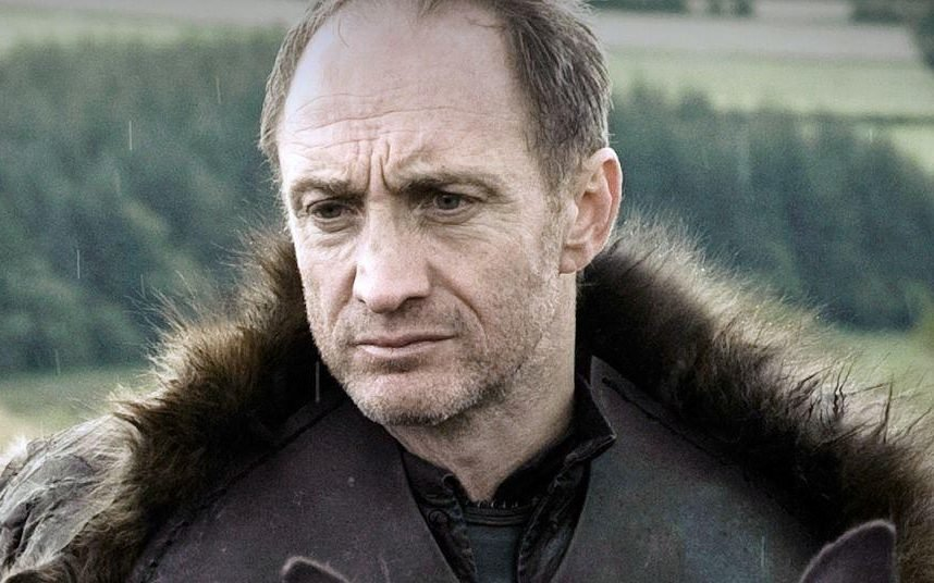 Roose Bolton in Game of Thrones