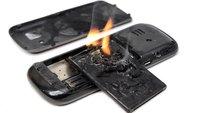 Handy wird heiß: So schützt ihr das Smartphone vor Überhitzung