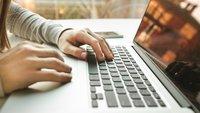 Slash-Zeichen (auch umgekehrt) mit Tastatur am PC und Mac schreiben