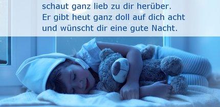 Gute-Nacht-Sprüche: Wünsche und Zitate für schöne Träume und erholsamen Schlaf