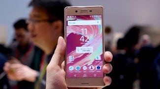 Sony Xperia X Performance: Kamera gleichauf mit Samsung Galaxy S7 edge