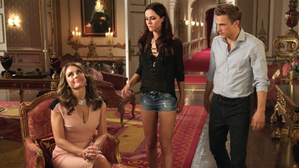 The Royals ist auch in Staffel 3 etwas fürs Auge.