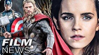 THOR 3 RAGNAROK - GAME OF THRONES 7 - 1 Milliarde $ Forderung an Netflix - FILM NEWS