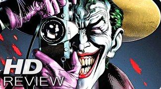 Batman: The Killing Joke - Kritik