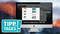 Fokussierte Arbeit am Mac: Programmfenster abdunkeln