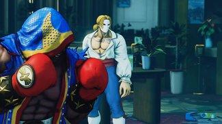 Street Fighter 5: Cinematic Story Modus mit Trailer vorgestellt