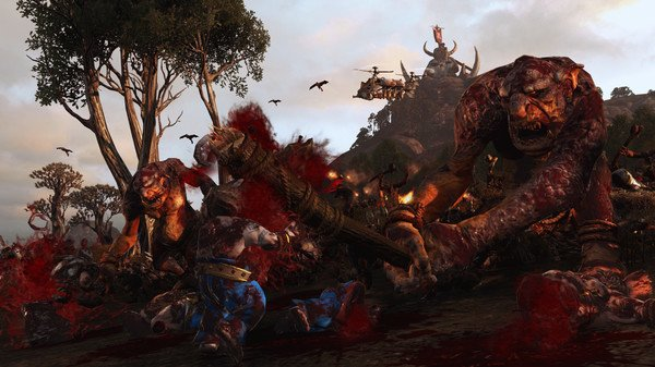 Total War Warhammer: Blood for the Blood God DLC für blutigere Schlachten