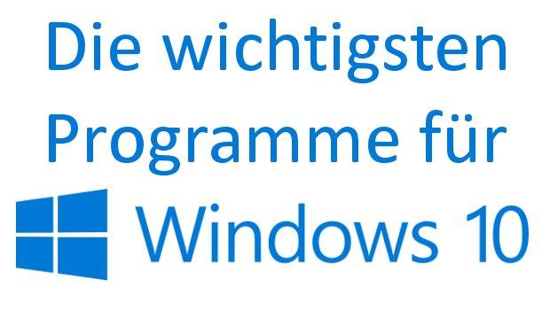 wichtigste-windows-10-programme