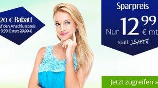 Tarif-Tipp: Allnet-Flat mit 4 GB LTE-Datenvolumen für 12,99 Euro im Monat