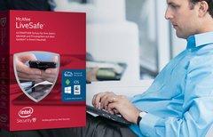 Gewinne eine McAfee LiveSafe...