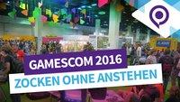 gamescom 2016: Diese 5 Spiele könnt ihr (fast) ohne Anstehen zocken