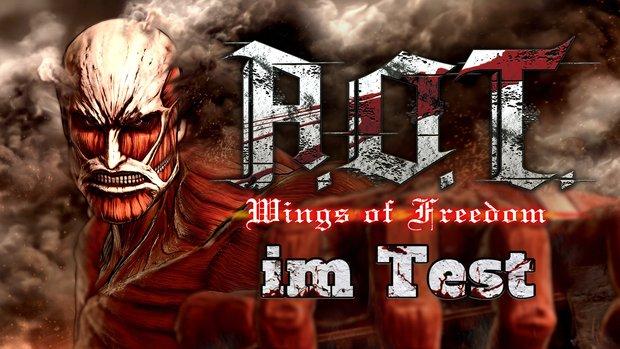 Attack on Titan – Wings of Freedom im Test: Große Schlachten für Anime-Fans