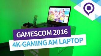 Nvidia Geforce GTX 1060, 1070, 1080: 4K-Gaming am Laptop ausprobiert