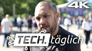 iPhone-7-Board, ARM-Chips von Intel und krasse Laptop-Grafik – TECH.täglich gamescom Edition