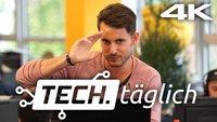 Android Nougat endlich da, iPhone mit Edge-Display, Amazon Musikstreaming für 5 Dollar – TECH.täglich