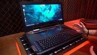 Acer Predator 21 X: Monströser Laptop ab Februar für 9.999 Euro erhältlich