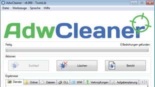 Top-Download der Woche 33/2016: AdwCleaner