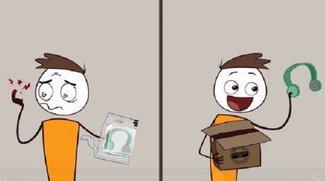 Frustfreie Verpackung bei Amazon - Was ist das? Leicht erklärt
