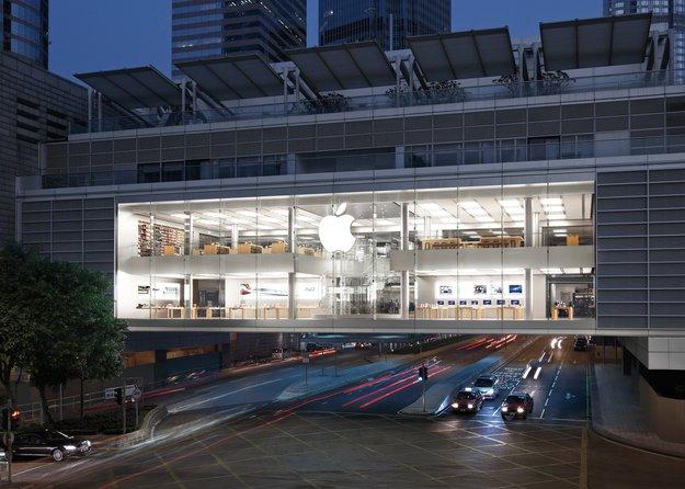 """Nach """"Umbenennung"""": Apple organisiert seine Stores neu"""