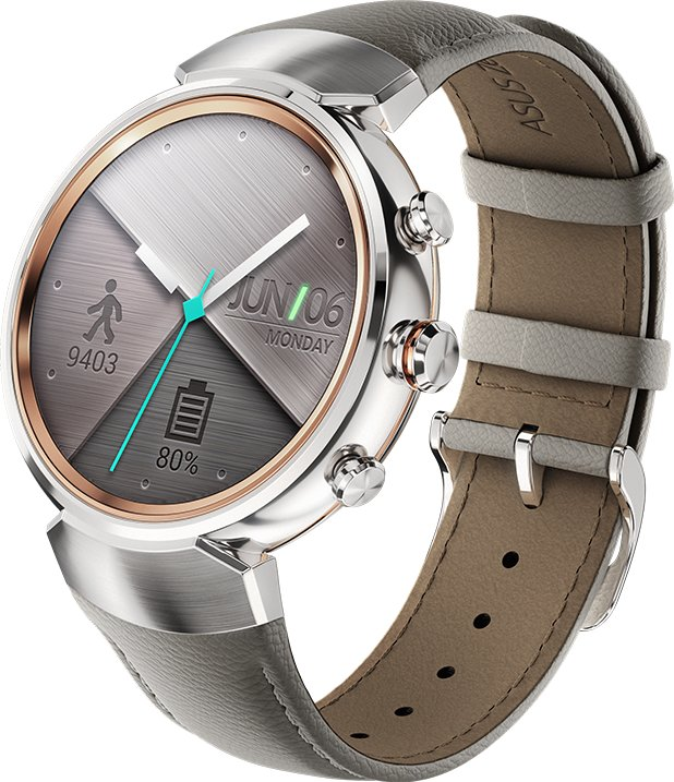 Asus-ZenWatch-3-Silber
