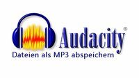 Audacity: Dateien als MP3 abspeichern