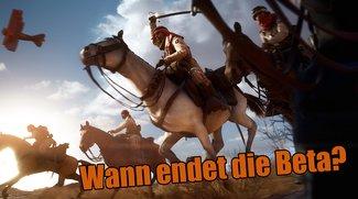 Battlefield 1: So groß wird die Beta – Ende noch nicht bekannt